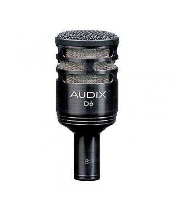 AUDIX D6 Microfono...