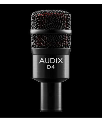 AUDIX D4 Microfono Dinamico...