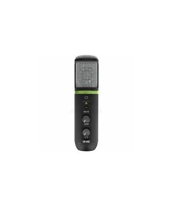 MACKIE EM-USB, Microfono...