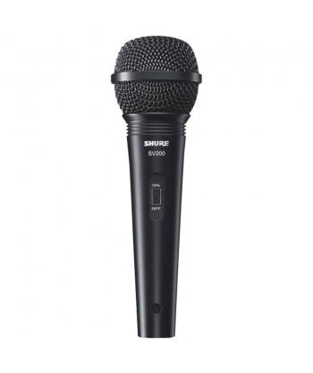 SHURE SV200 Microfono...