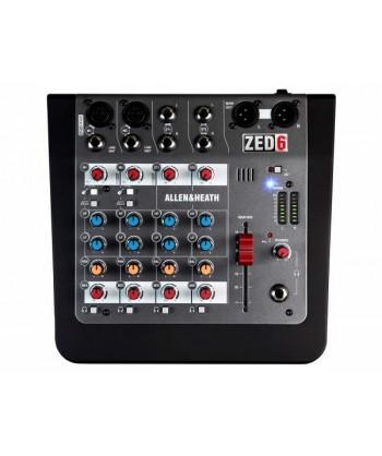 ALLEN & HEATH ZED 6, Mixer...