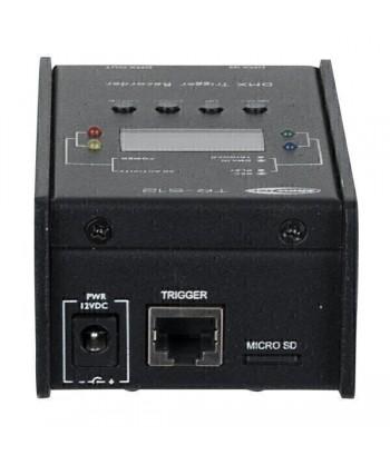 SHOWTEC TR-512, Trigger /...