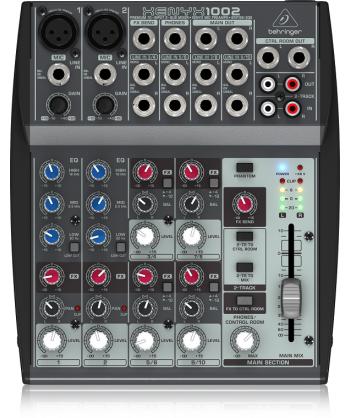 BEHRINGER Xenyx 1002, Mixer...