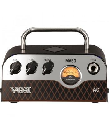 VOX MV50 AC, Testata per...