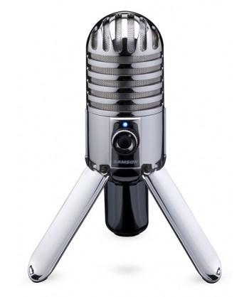 SAMSON Meteor, Microfono...