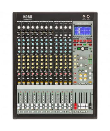 KORG MW-1608, Mixer Ibrido...