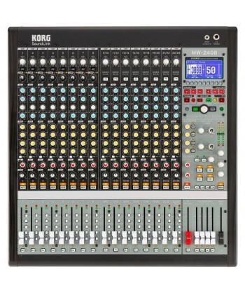 KORG MW-2408, Mixer Ibrido...