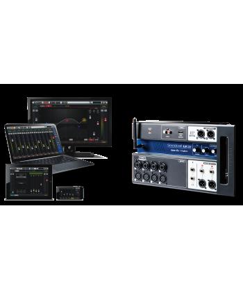 Soundcraft Ui12 Mixer Audio...