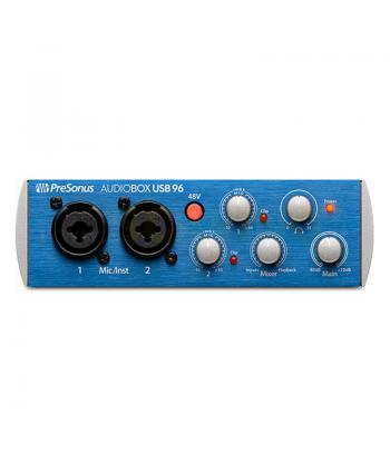 PRESONUS AudioBox USB 96,...