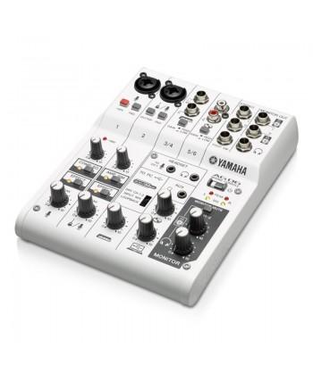 YAMAHA AG06 Mixer USB, 6...