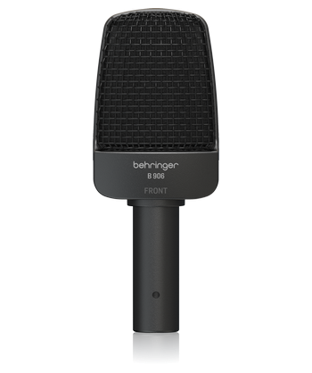 BEHRINGER B906, Microfono...