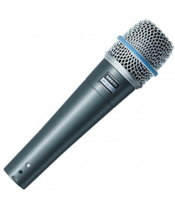SHURE BETA 57A Microfono...