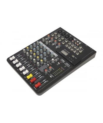 MONTARBO F 82CX, Mixer Audio
