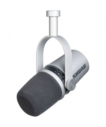 SHURE MV7-S Microfono per...