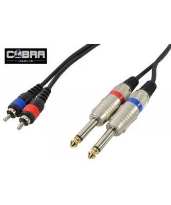 COBRA CL080-06 ,Cavo Audio...