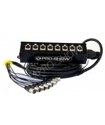 PRO-SHOW SB8010, Stage Box...