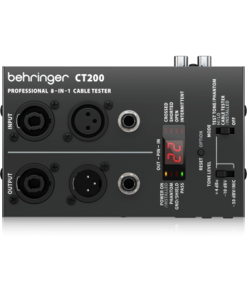 BEHRINGER CT200 Cable...