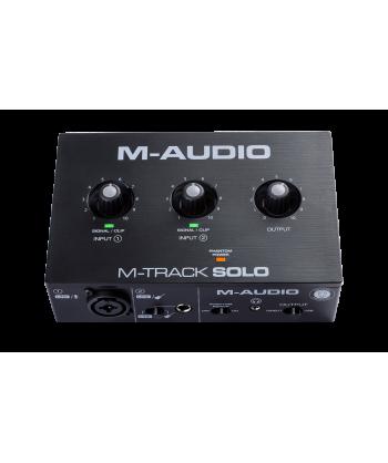 M-AUDIO M-Track Solo,...