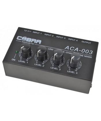 COBRA ACA-003, Mixer mini 4...