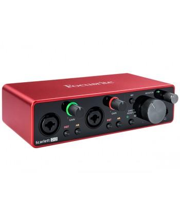 Scheda audio Focusrite