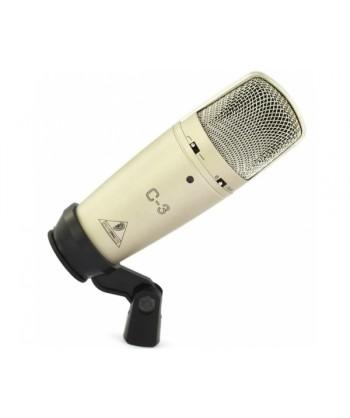 BEHRINGER C3, Microfono...
