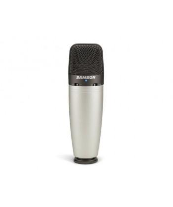 SAMSON C03, Microfono a...