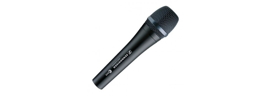 Microfoni per Canto