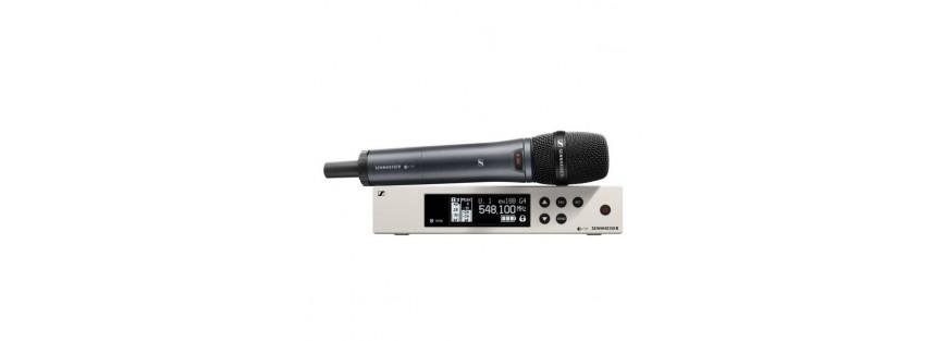 Microfoni Wireless Palmari