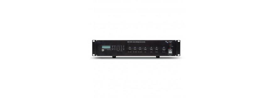 Amplificatori con Mixer